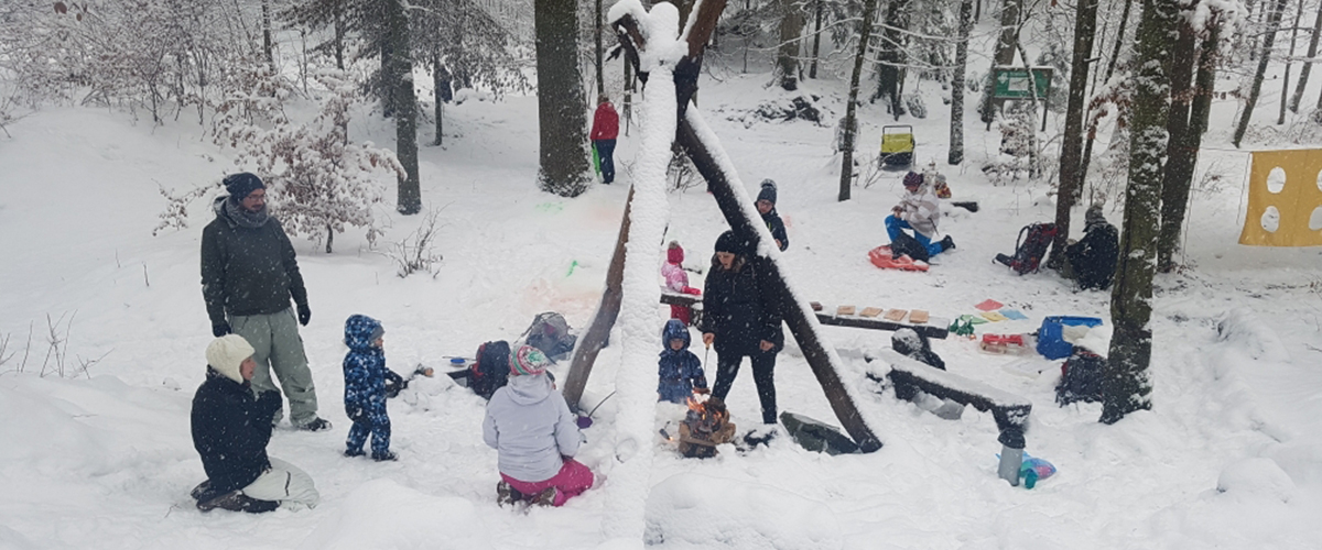 Eltern-Kind-Waldgruppe